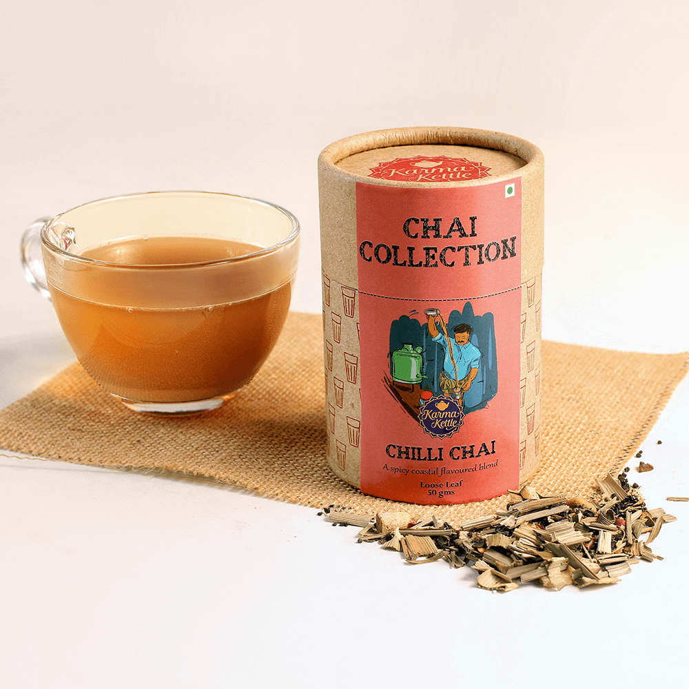 Load image into Gallery viewer, Chilli Chai