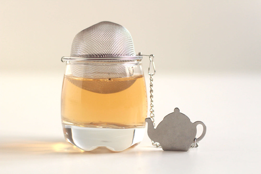 Load image into Gallery viewer, Keychain Tea Infuser