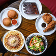 Feliz Navidad Holiday Menu (For 2)