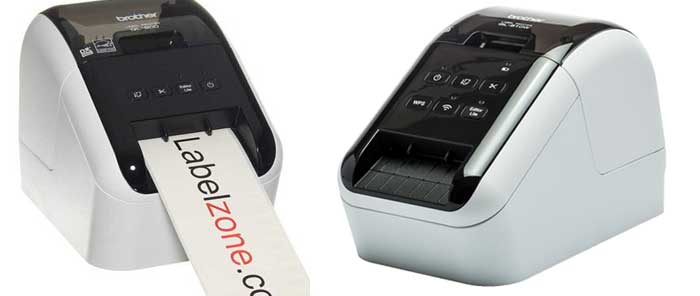 Colour Address Label Printer: Brother QL-800 & QL-810W Review
