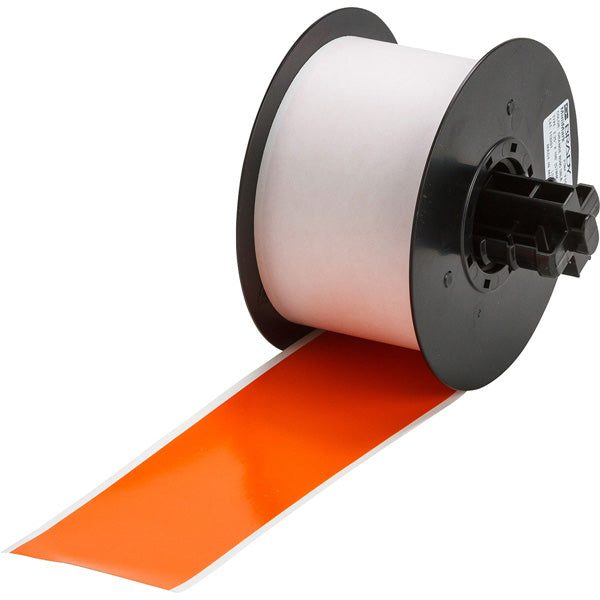 113201 Brady Minimark B-595 57 Mm Orange Vinyl Tape - Labelzone