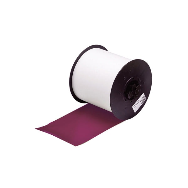 115751 Brady Minimark B-595 29 Mm Purple Vinyl Tape - Labelzone