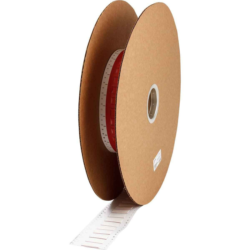 Brady PermaSleeve Wire Marking Sleeves 50.80 mm x 21.60 mm - 2HX-500-2-WT-SC