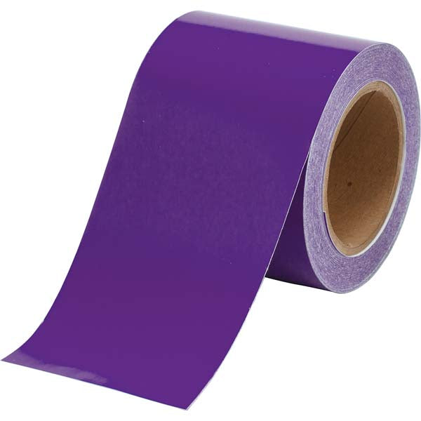 275209 Brady Black Pipe Banding Tape