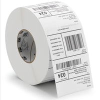 3002087 - Zebra Z-Select 2000D Direct Thermal Labels 76.2mm x 76.2mm