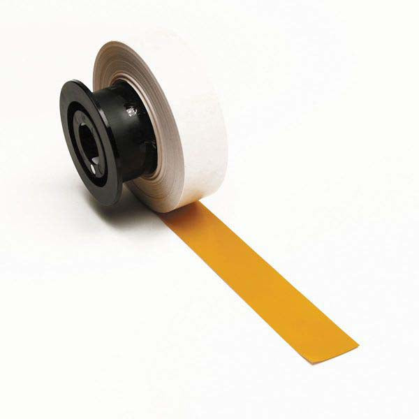 710029 - Yellow MiniMark Tape - 29mm x 35m - Labelzone