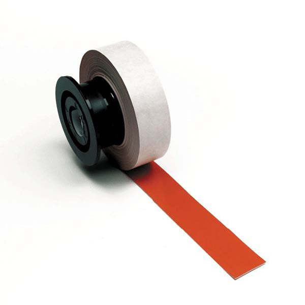 710033 - Orange MiniMark Tape - 29mm x 35m - Labelzone