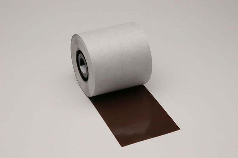 710061 - Brown MiniMark Tape - 100mm x 35m - Labelzone