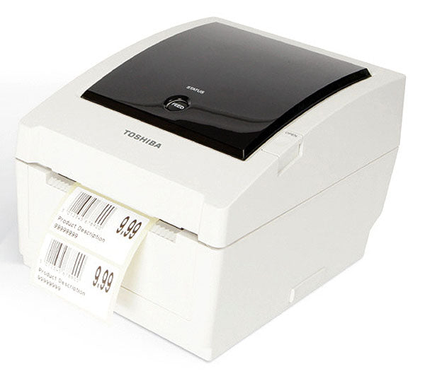 Toshiba TEC B-EV4D Desktop Label Printer 200dpi, USB, Parallel, WiFi - B-EV4D-GS14-QM-R