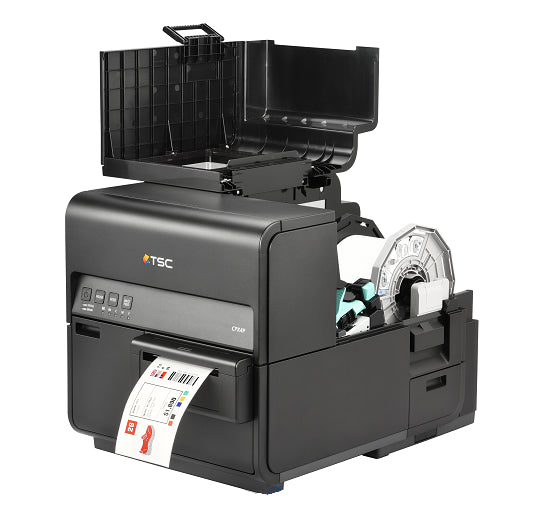 99-079A002-0002 - TSC CPX4D Colour Label Printer 1200 x 1200 dpi - Dye Ink