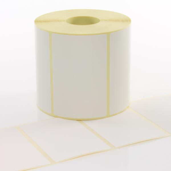 93-TT-WHT2525 - Thermal Transfer Labels - 100 x 125mm - Labelzone