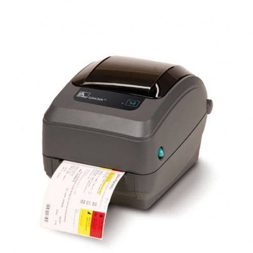 Zebra GX430T Desktop TT Printer With Peeler - GX43-102521-000