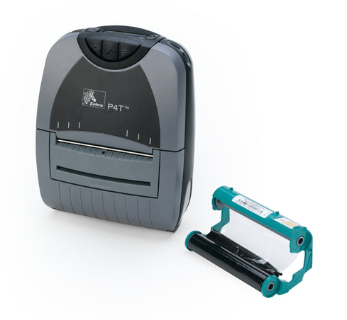 Zebra P4T Mobile Printer - P4D-0UB0E000-00
