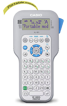 Casio KL-HD1 Label Printer - Labelzone