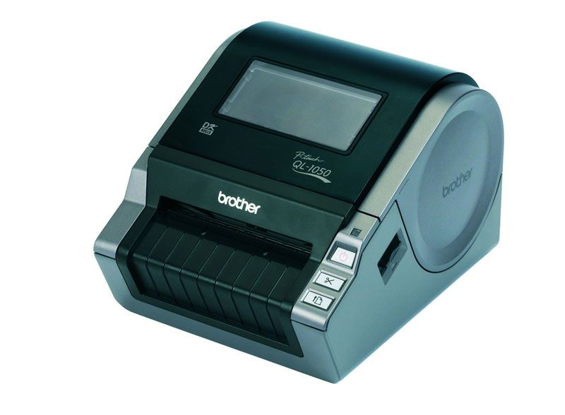 Brother QL-1050 Address Label Printer - Labelzone