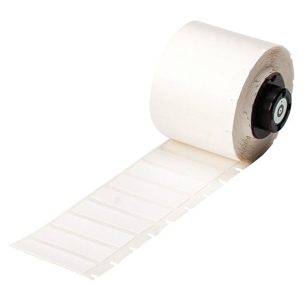 Brady PTL-29-499 - B-499 White Vinyl Cloth - Labelzone
