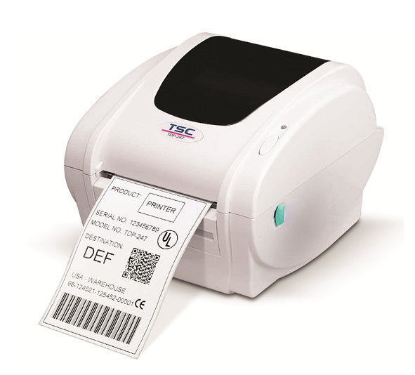 99-128A002-00LF - TSC TDP-345 Direct Thermal Label Printer, 300 dpi, SD slot