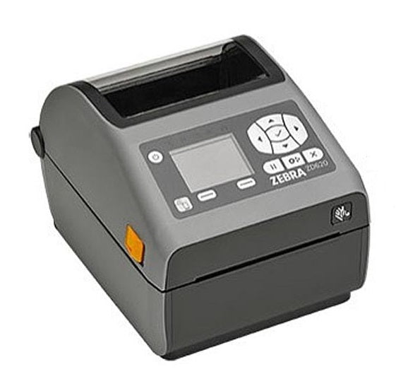 Zebra ZD620 Thermal Transfer 300dpi USB Bluetooth Serial Ethernet Cutter - ZD62043-T2EF00EZ