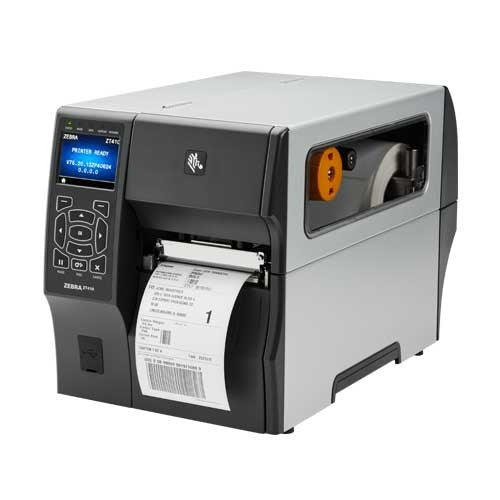 Zebra ZT410 RFID Thermal Transfer Label Printer 203dpi USB Ethernet WiFi - ZT41042-T0B00C0Z