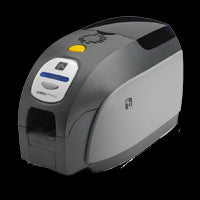 Zebra ZXP Series 3, Single Sided, PC-SC Contact, Contactless Mifare, S-W Selectable, Lock - Z31-AMAC0200EM00