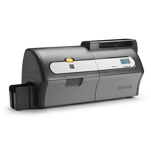 Zebra ZXP Series 7, Dual Sided, Single-Sided Lamination, USB, Ethernet - Z73-000C0000EM00