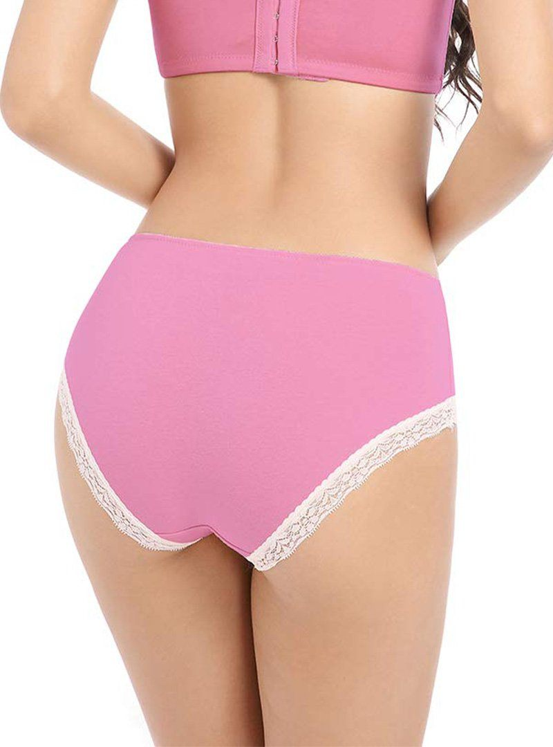 Low-Waist Soft Cotton Women's Panty