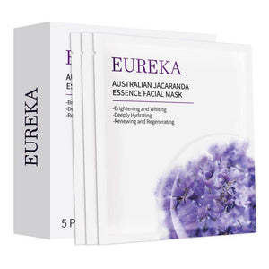 Eureka Jacaranda Essence Facial Mask