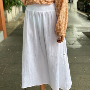 CHEESY MAXI SKIRT