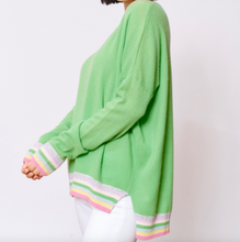 Load image into Gallery viewer, RAINOW RIB SWEATER