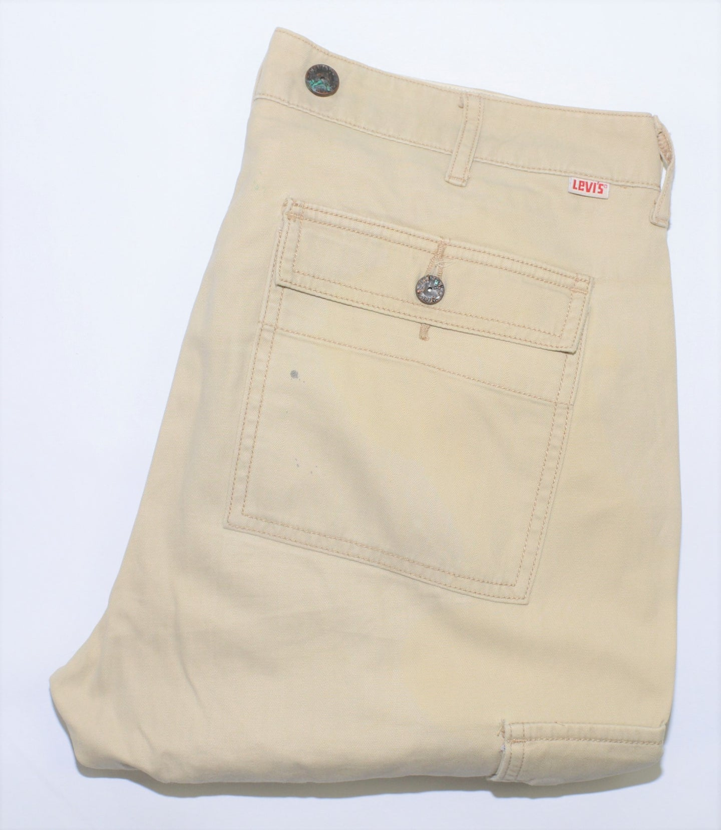 Levi's - Tap Twills - Herringbone Fatigue - Size 32/29