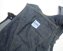 Load image into Gallery viewer, Lee (workwear) - Bib / Dungaree - Size M - inseam 30