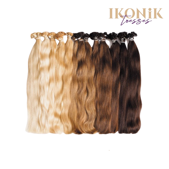 Raw Indian Hair with Custom Color