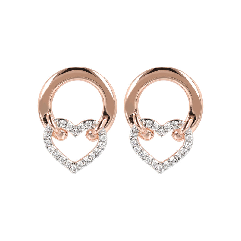 CZ-Heart-and-Golden-Rosé-Design-Earrings_earrings_crystal_1