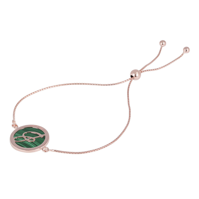 Disc-Friendship-Bracelet-with-Genuine-Gemstones_bracciali_verde_4