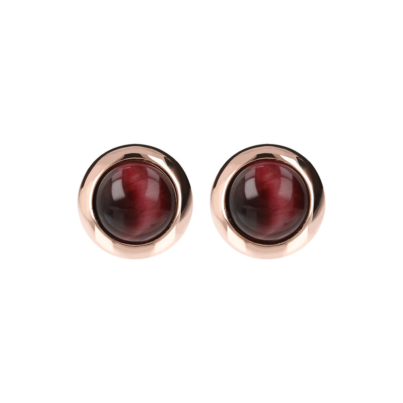 Earrings-with-Cabochon-Round-Stones_earrings_red_RTG