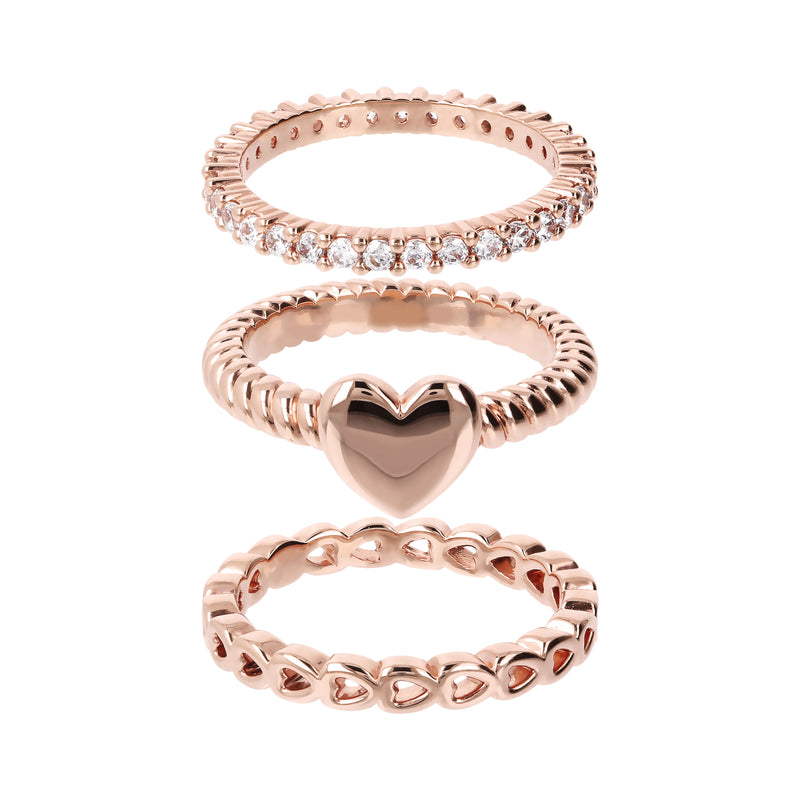 Golden-Rosé-Ring-Set-with-Hearts-and-CZ_rings__1