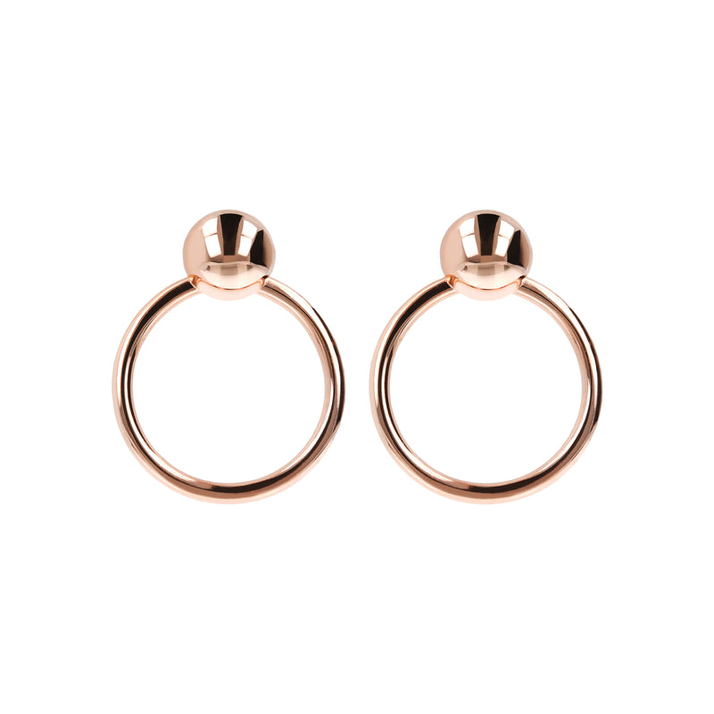 Hoop-Earrings-Ball-Golden-Rosé_earrings_