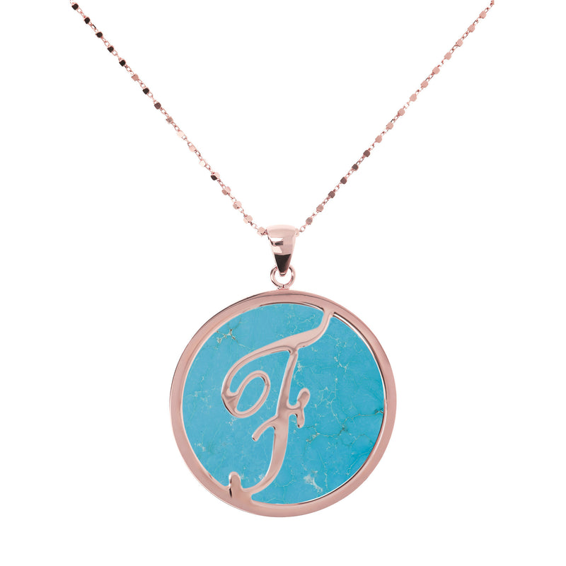 "Large-Custom-Initial-""Z""-Pendant-Necklace-with-Magnesite_necklaces_light-blue_F"