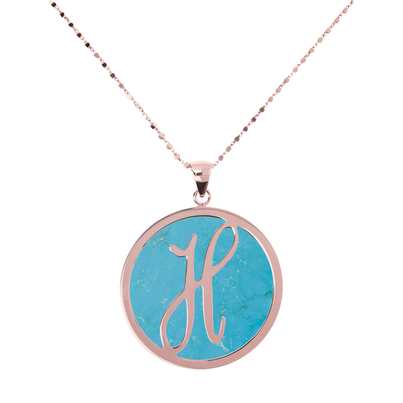 "Large-Custom-Initial-""Z""-Pendant-Necklace-with-Magnesite_necklaces_light-blue_H"