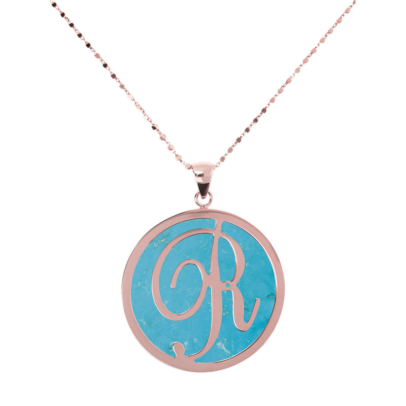 "Large-Custom-Initial-""Z""-Pendant-Necklace-with-Magnesite_necklaces_light-blue_R"