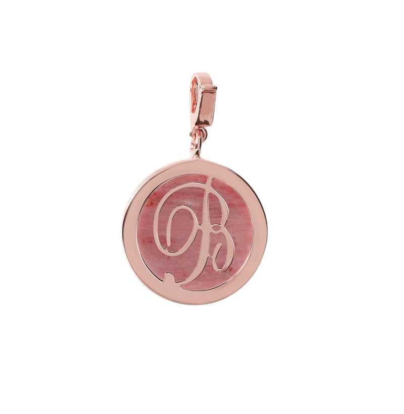 "Letter-""Y""-Charm-in-Rhodonite_charms_red_B"