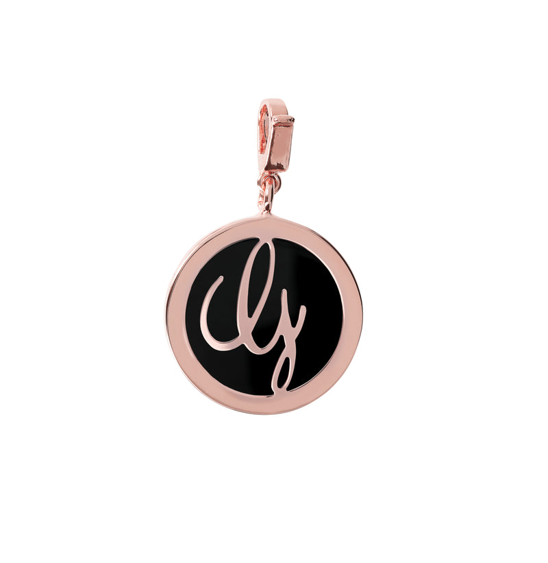"Letter-""Z""-Charm-in-Black-Onyx_charms_black_G"