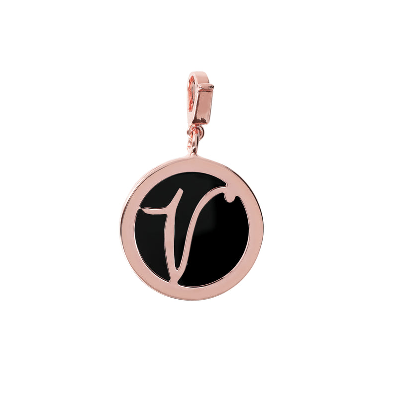 "Letter-""Z""-Charm-in-Black-Onyx_charms_black_V"