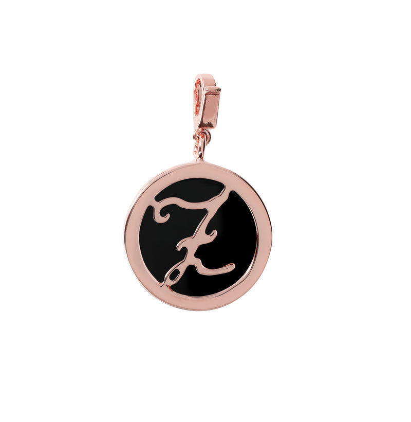 "Letter-""Z""-Charm-in-Black-Onyx_charms_black_Z"