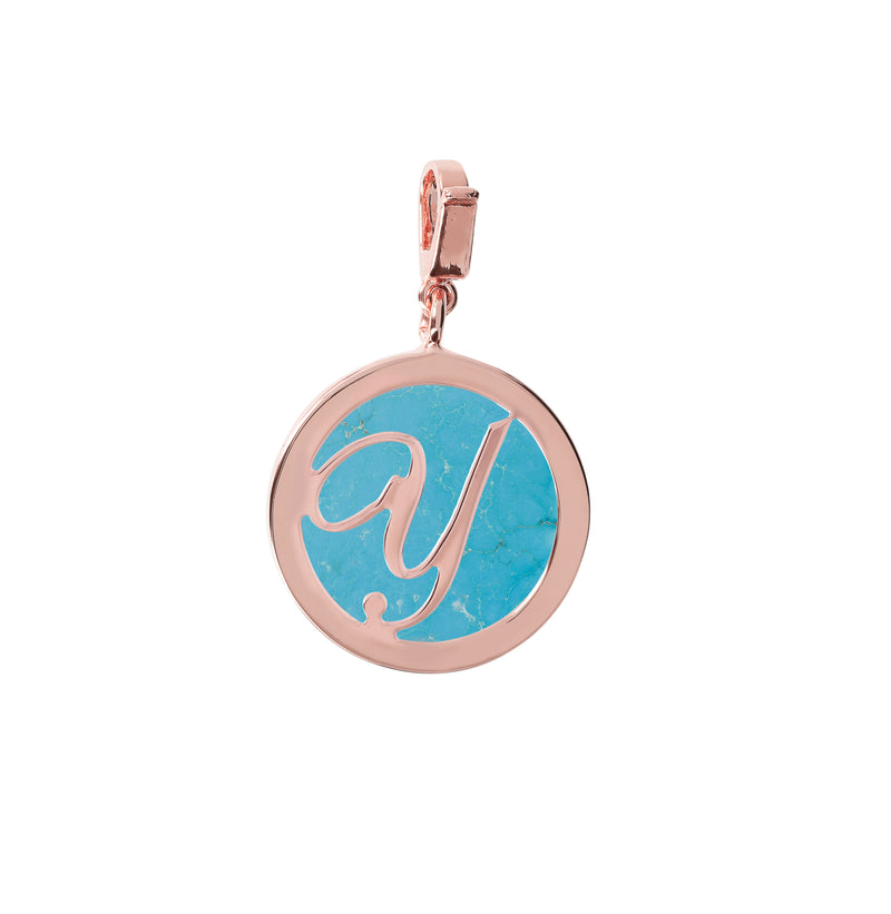 "Letter-""Z""-Charm-in-Magnesite_charms_light-blue_Y"