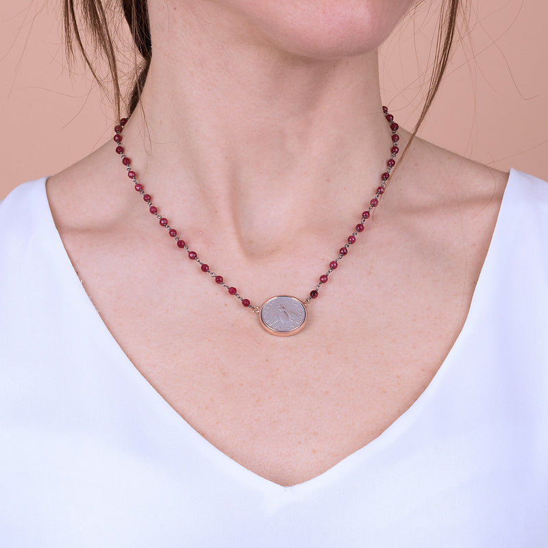 Lira-with-Bee-and-Red-Agate-Necklace_necklaces_red_5