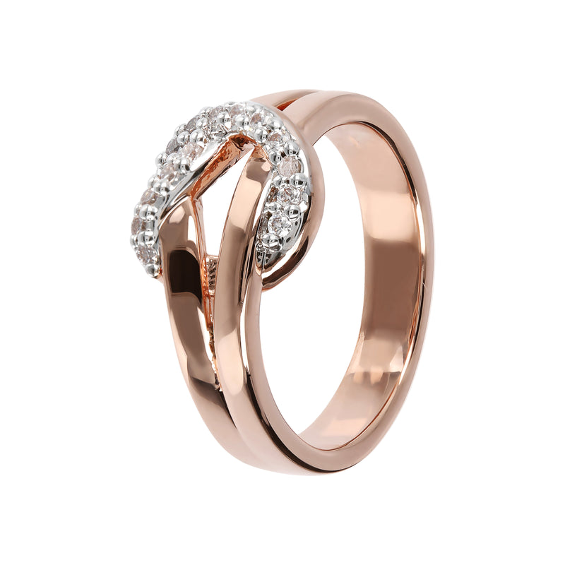 Rose-Gold-Pavé-Knot-Ring_rings_crystal