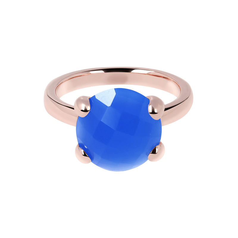 Natural Stone Cocktail Ring
