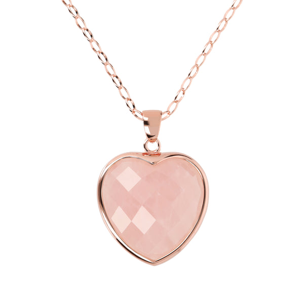 Heart Pendant Charisma Necklace