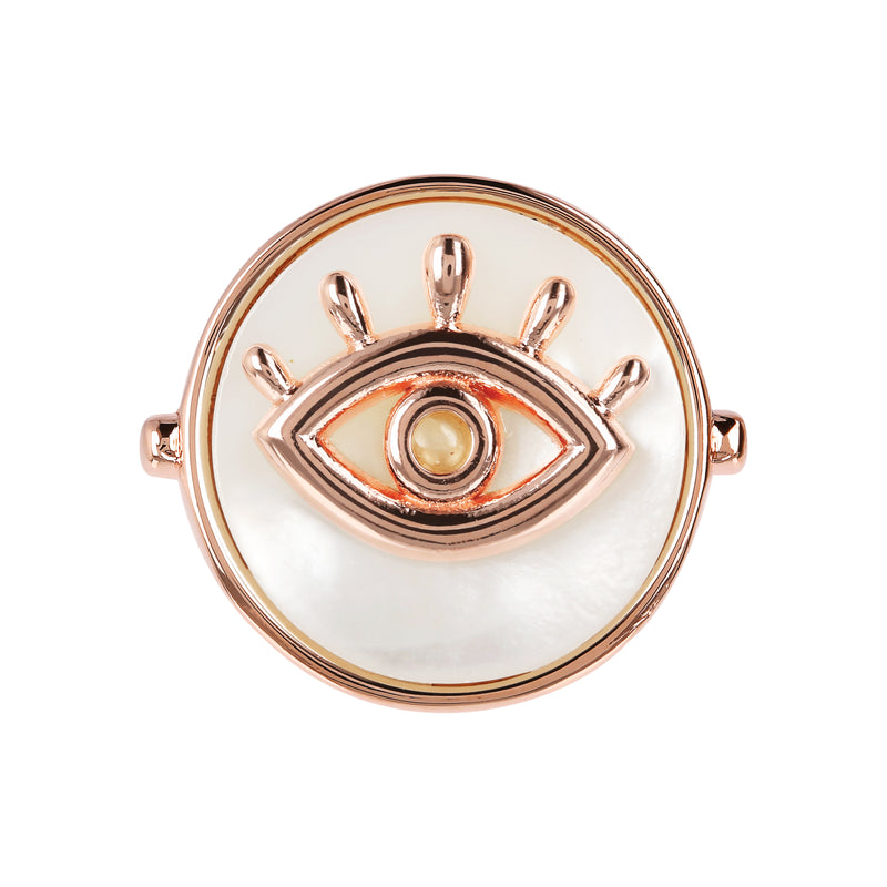 Disc Ring with Eye